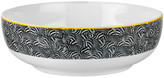 Ted Baker Langdon Black Salad Bowl