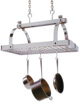 Enclume Classic Rectangle Rack without Bar with Grid in Chrome