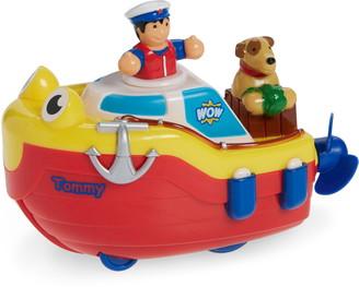 Wow Toys Tommy Tug Boat Bath Toy Set