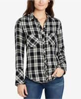 William Rast Mercer Cotton Plaid Shirt