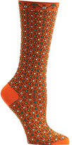 Ozone Women's Crescent Waves Crew Socks