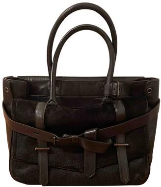 Reed Krakoff Black Leather Handbags