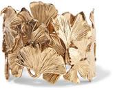 Aurelie Bidermann Tangerine Gold-plated Cuff