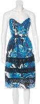 Parker Lace Strapless Dress w/ Tags