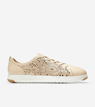 Cole Haan GrandPr Lasercut Tennis Sneaker