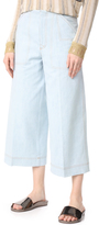 Acne Studios Texel Cropped Trousers