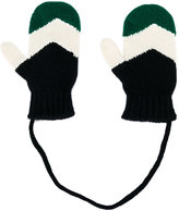 Marni knitted mittens