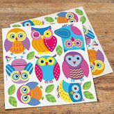 Olive Kids Hoot! Peel and Stick Wall Decal Cut Outs