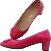 Salvatore Ferragamo Pink Patent leather Heels