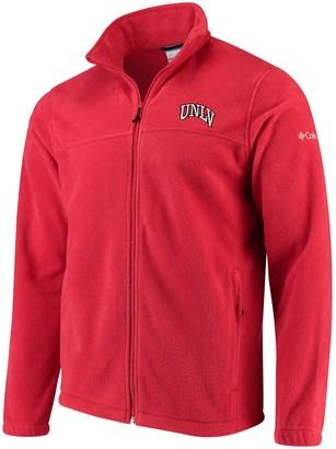 Columbia UNLV Rebels Flanker Full-Zip Fleece Jacket - Scarlet