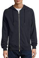 Pierre Balmain Hooded Cotton Sweatshirt