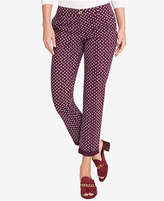 Tommy Hilfiger Printed Chino Pants, Created for Macy's