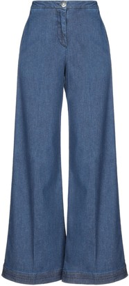 Shaft Denim pants