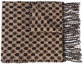 Loewe patterned scarf