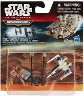 Hasbro Star Wars: Episode VII The Force Awakens Micro Machines 3-pk. Desert Invasion Vehicle Pack by