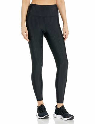 Betsey Johnson Women's Embossed Pinstripe 7/8 Legging