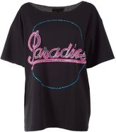 Marc Jacobs Parsadise Strass-embellished T-shirt