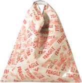 MM6 MAISON MARGIELA Fragile Japanese bag