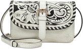 Patricia Nash Vintage White Washed Torri Mini Crossbody