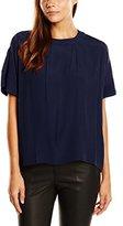 Minimum Women's Suzette Short Sleeve Blouse,(Manufacturer Size:36)