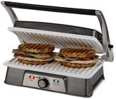 Oster DuraCeramic 2-in-1 Panini Maker & Grill