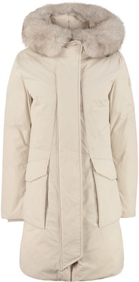 Woolrich Military Technical Fabric Parka