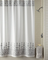 John Robshaw Jit Shower Curtain