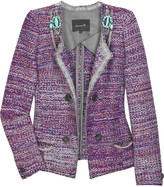Hola Veste  embellished knit jacket