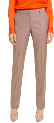 HUGO BOSS Titana Wool Suit Pants