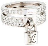 Louis Vuitton Lockit Ring