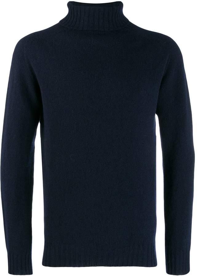 Officine Generale roll neck sweater
