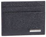 Ermenegildo Zegna Leather Card Holder Eq009a Alp Ner