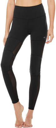 Alo Yoga ALO High-Waist Impact Leggings Black XS 27