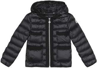 Moncler Enfant Citron down jacket
