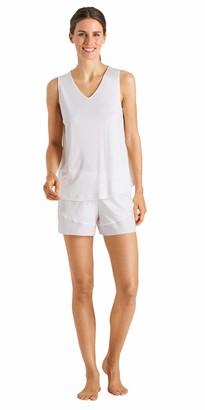 Hanro Women's Alika Short Pajama Set