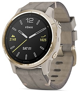 Garmin Fenix 6S Smartwatch, 42mm