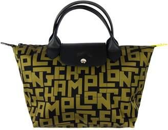 Longchamp Medium Le Pliage LGP Logo Top-Handle Bag