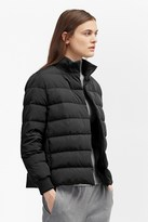 French Connection Verbier Short Puffer Jacket