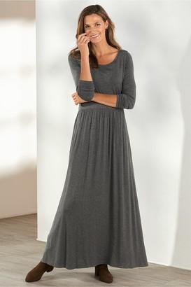 Soft Surroundings Verdot Maxi Dress