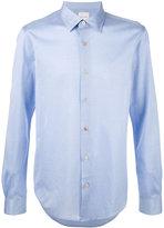 Paul Smith Jersey slim fit shirt - men - Cotton - 17