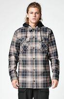Volcom Field Bonded Riding Flannel Shacket