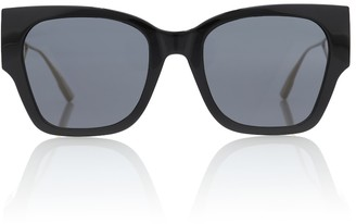 Christian Dior 30Montaigne1 rectangular sunglasses