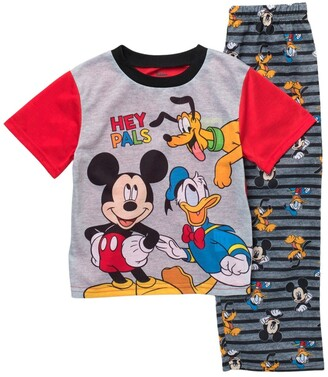 AME Hey Pals Mickey Mouse Pajama Set