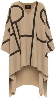 Joseph Ciela wool-blend cape