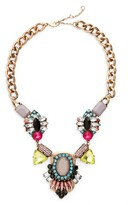 Leith Crystal Statement Necklace