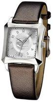 Just Cavalli Women's R7251106515 Blade Quartz Silver Dial Watch