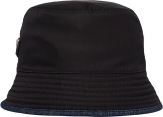 Prada Reversible Bucket Hat