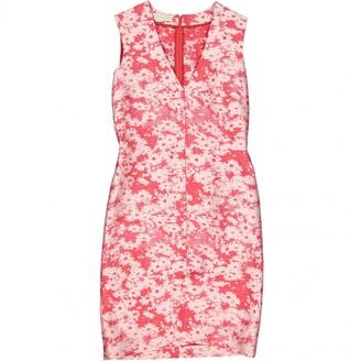 Stella McCartney Red Cotton Dresses