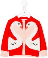 Stella McCartney Lauren swan cardigan