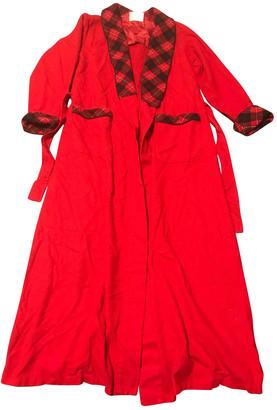 Pendleton Red Wool Coats